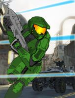 Can't FREAKING WAIT FOR HALO3 by HolmzMcJonz777