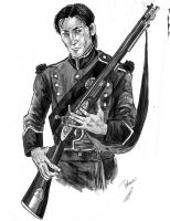 Richard Sharpe by brentb9702