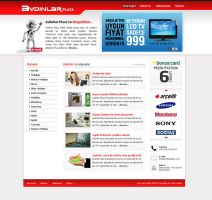 Aydinlar Plaza Web Site by siracel
