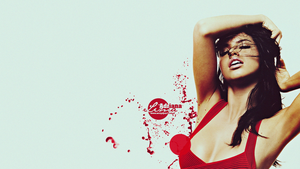Adriana Lima Wallpaper by SimonT95