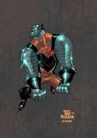 Colossus cmyk by alessandromicelli