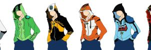 Ben 10 Hoodies 6 by tophphan