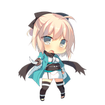 Chibi sample 1 by craytm