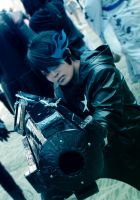 BLACK ROCK SHOOTER I by yuuchul