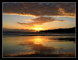 Byron Bay Sunrise 5 by SurfGuy3