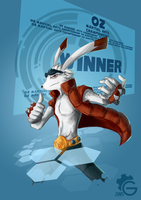 King Kazma by Gotetho