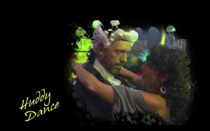 'Huddy Dance' Wallpapaer by maybe55