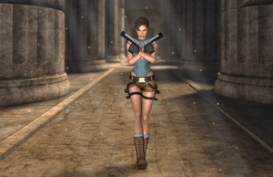 Back to the Folly by tombraider4ever