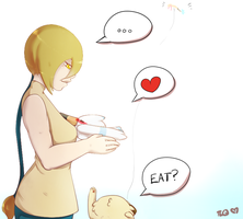 Pkmoon: Meet Butter by TheLonelyQueen