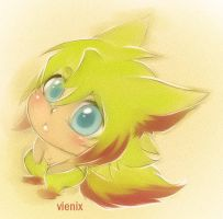 :: dem cute eyes :: by Vienix
