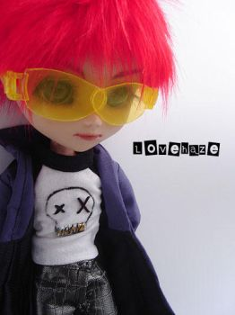 Pullip-Shady business by lovehaze