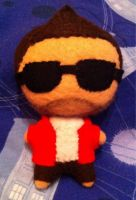 Youtubers - GTA CaRtOoNz plushie by Jack-O-AllTrades