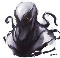 Anti Venom speedie by D33ablo