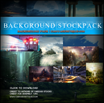 BG STOCK PACK by CanvasCritique