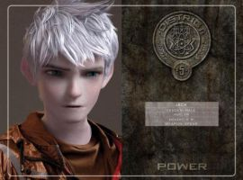 Jack Frost in Hunger Games by Fate221