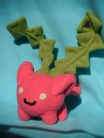 hoppip pokemon plushie by Plush-Lore