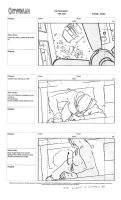Catwoman Storyboards Pt2 by ZWYER