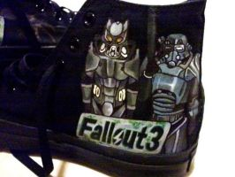 Fallout 3 left by Ampersam