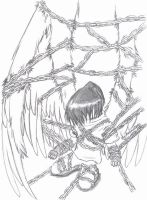 chains of sorrow2.winged ver by MobiusZero
