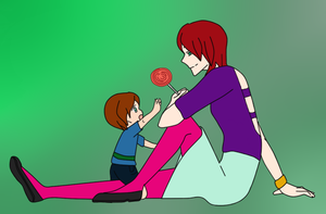 Brother Mine by CosmoGurl713
