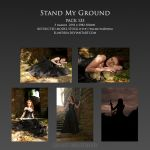 Stand My Ground Pack 133 by Elandria