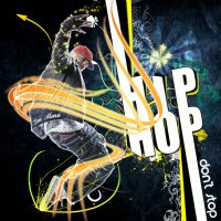 Hip Hop don't stop by Babs13