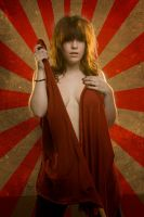 Commie chick by Cinaed-the-Gnostic