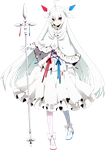 Togekiss humanform by LuckyShiney
