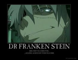 Dr.Franken Stein by ignore56