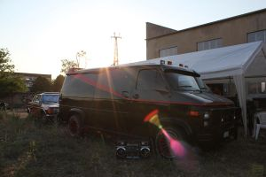 A-Team GMC Van Meets Boombox '11 by DoppeltesRisiko