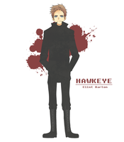 The Avengers: Hawkeye by Enacchi