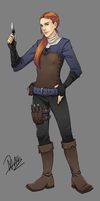 Nora Concept by Neverendingrain