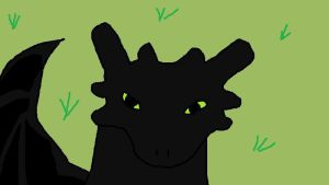 Toothless again 8DD by Moonmark