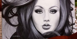 Adele by WualdhO