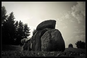 Stones BW by TheRenART