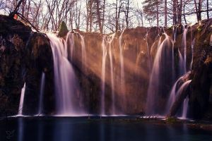 National Park Plitvice Lake 2 by AppetiteForLove