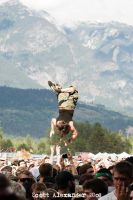 Festival Backflips.. by straightfromcamera