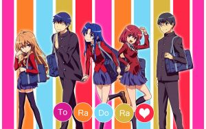 Toradora Love by InsLock