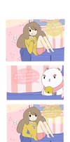Bee and Puppycat: 1 by RatyGlob