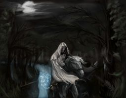 and i saw a pale horse... by abovocipher