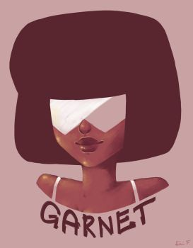 Garnet by Mannylinn