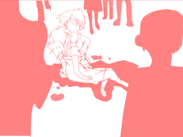 Kagerou days- #3 WIP 2 by History-and-pasta