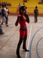 Violet - The Incredibles by meynolt