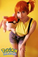 Misty cosplay by YuriKoVIII