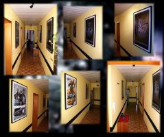 -Our New Hallway- by Rumblebee88