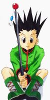 Gon by uniqueguy
