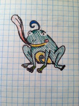 Politoed My Style by CleverMessenger