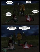 Swamp Tales Issue 1 page 22 by RustyShackleford123
