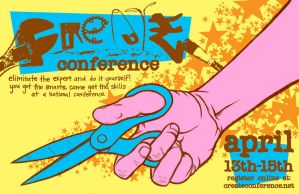 Create Conference Flyer by scumbugg