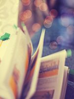 Learning with bokeh by fotografka